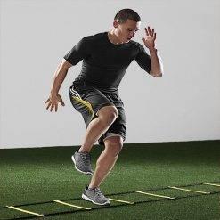Échelle de rythme réglable pour l'entraînement de vitesse Accessoires CrossFit