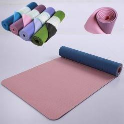 Tapis de Fitness Bi-color