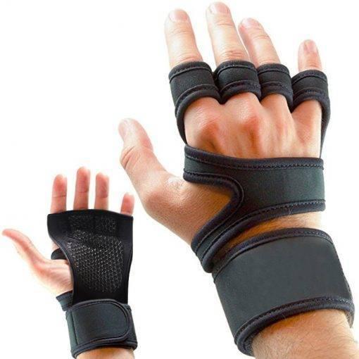 Gants de musculation en Silicone Accessoires CrossFit Accessoires de Musculation