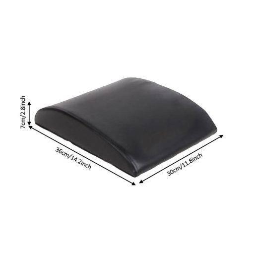 Coussin abdominaux noir Accessoires de Musculation Boutique de Musculation Gainage