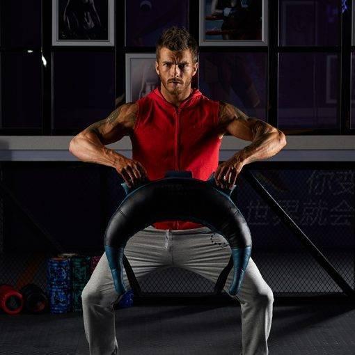 Sac Lesté bulgare Boutique de Musculation Accessoires de Musculation Gilet et Sac Lesté